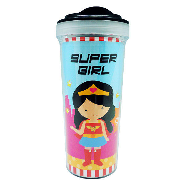 Tumbler Bottle Wonder Woman