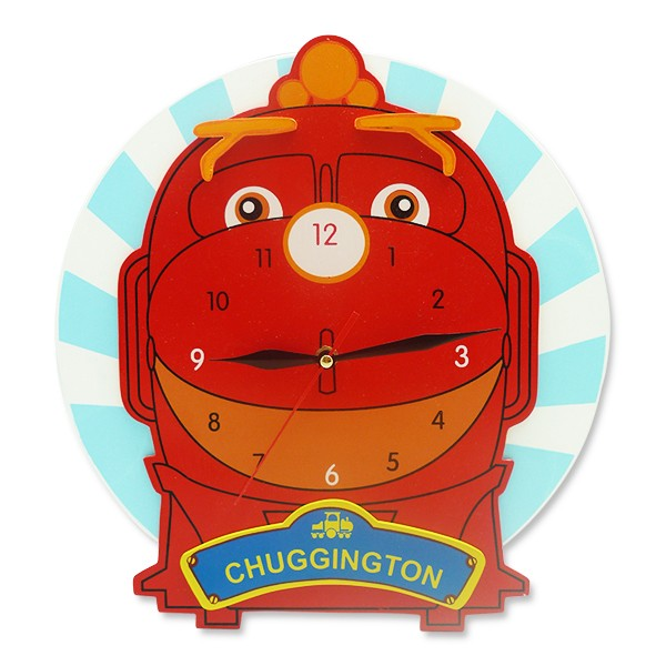 Wall Clock Chuggington