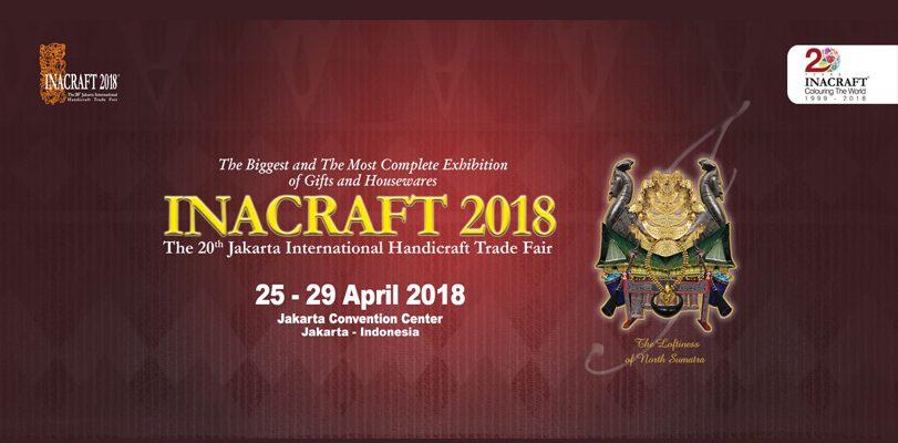Info Terbaru Event Tahunan INACRAFT 2018