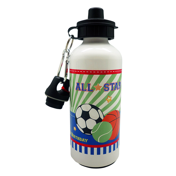 Sport Aluminium Bottle – All Star