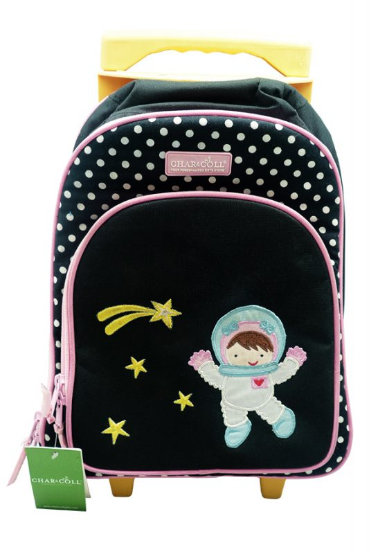 Trolley Backpack Astronaut Girl