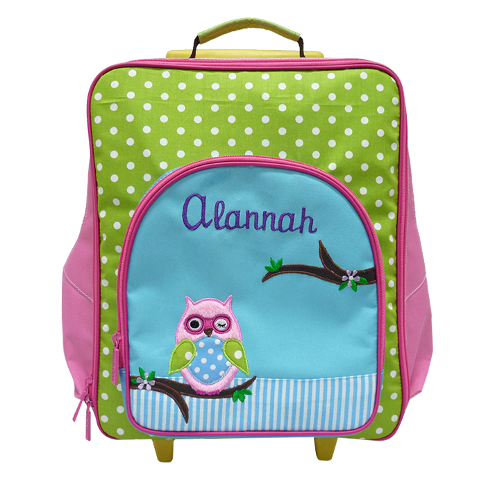 Trolley Backpack Owl