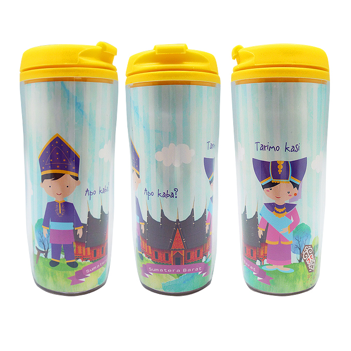 Tumbler Bottle Padang