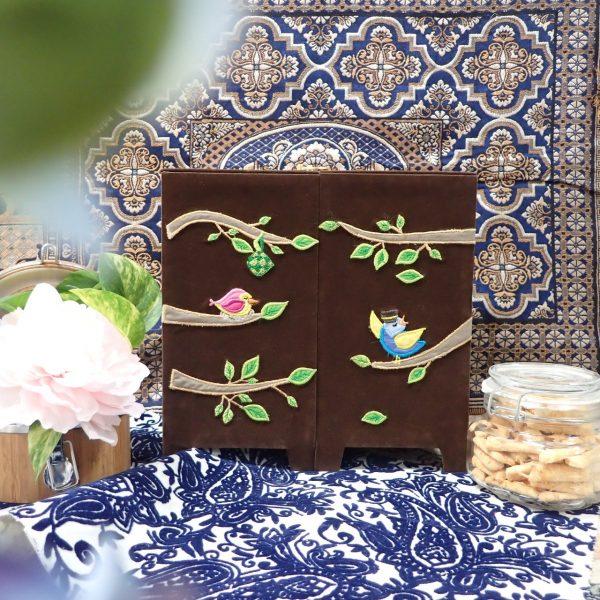 Maryam Cookies Cabinet Lebaran