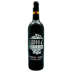 Wine Happy Anniversary