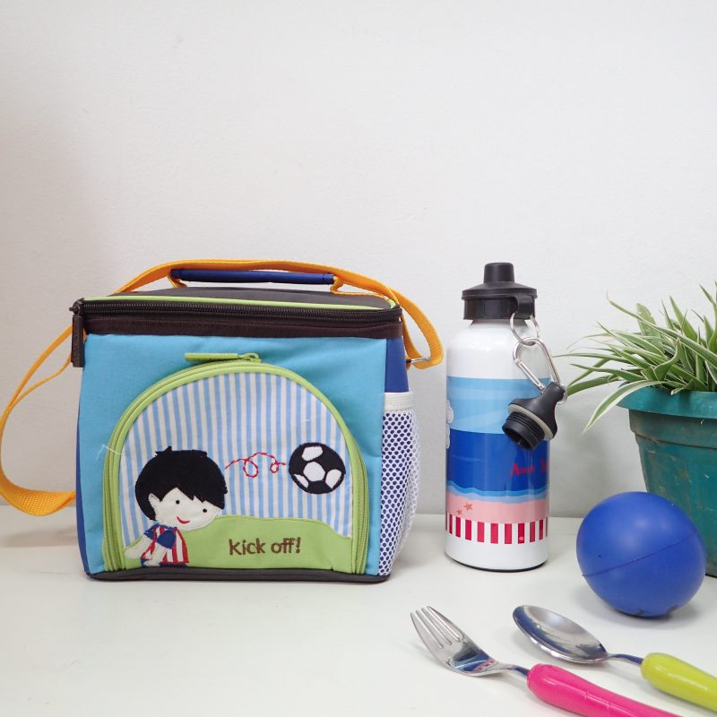Terry Lunch Bag – Soccer