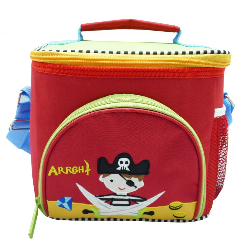 Terry Lunch Bag – Captain Kidd