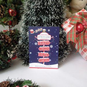 Jual Kartu ucapan Natal North Pole