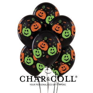 Party Balloons Halloween Decoration | Halloween Party Supplies