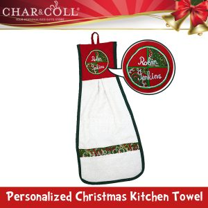 Kitchen Towel Christmas Edition