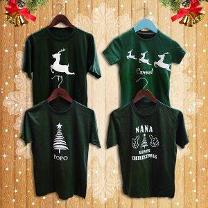 Christmas T - Shirt Custom Design | Christmas Gift Ideas