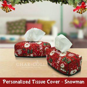Tissue Box Cover Special Custom Christmas