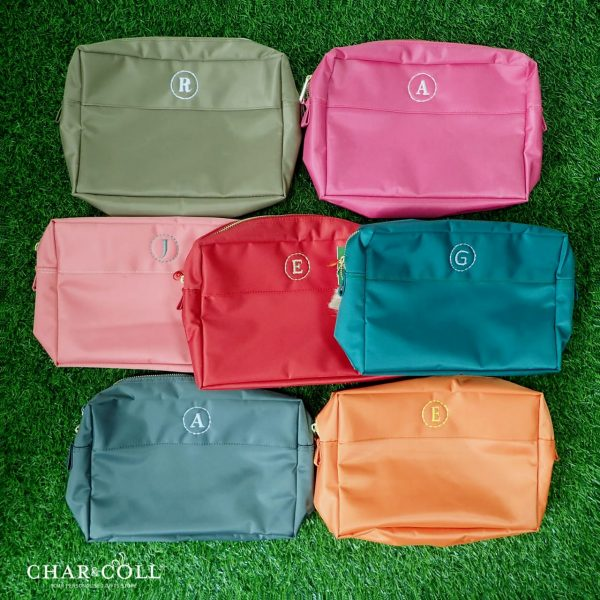 Cosmetic Pouch Colorful Collection Limited Edition   Cosmetic Bag