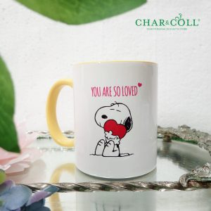 Valentine Gifts Coffee Mug Snoopy Heart | Valentine Gift Ideas