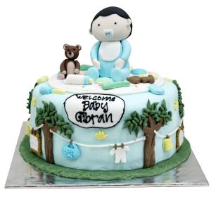 Jual Kue Ulang Tahun Custom Bayi